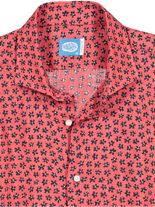 Panareha® camicia di lino BORACAY | CH1914F22