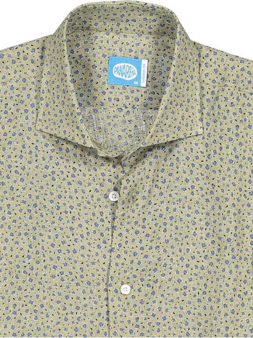 Panareha® camicia di lino EXUMA   CH1916F17