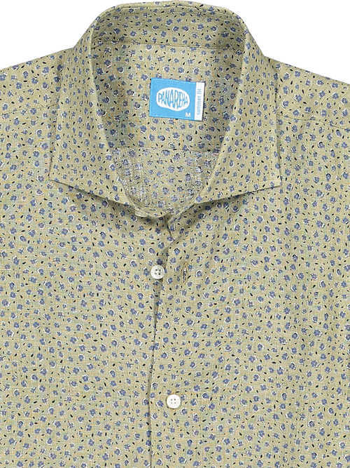 Panareha® camisa de lino EXUMA | CH1916F17