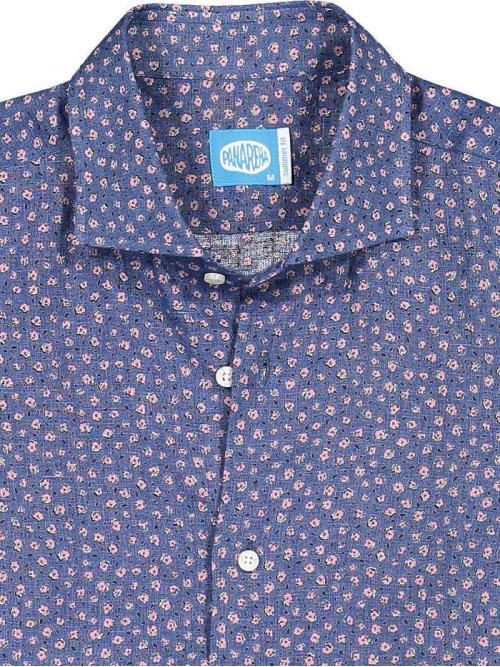 Panareha® camicia di lino EXUMA | CH1916F18