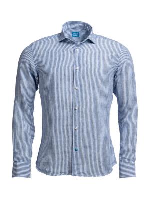 Panareha® camicia in lino CORSICA | CH1908S13