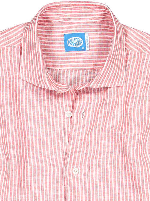 Panareha® camicia in lino CORSICA | CH1908S14