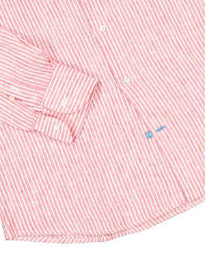 Panareha® chemise en lin CORSICA   CH1908S14