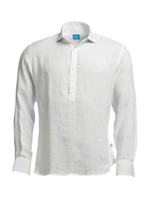 Panareha® chemise polera en lin MAMANUCA | CH1962100