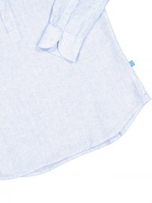 Panareha® camisa polera de lino MAMANUCA   CH1962514