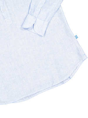 Panareha®   MAMANUCA leinen popover hemd