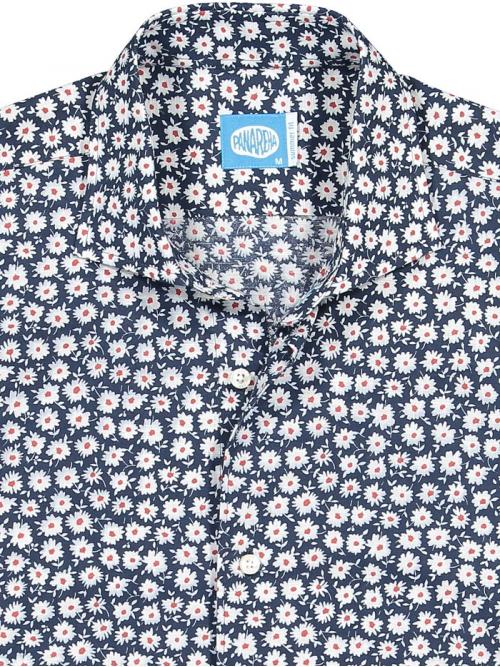 Panareha® camicia fiori CANNES | CH1906F14