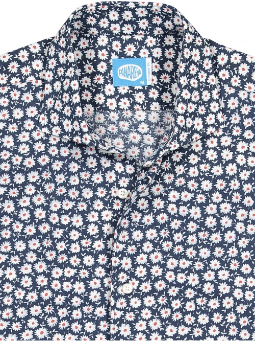 Panareha® CANNES flowers shirt | CH1906F14