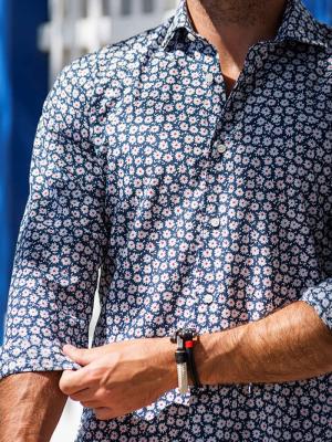 Panareha® | camisa de flores CANNES