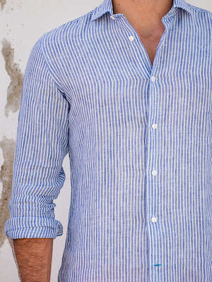 Panareha® camisa de lino CORSICA | CH1908S13