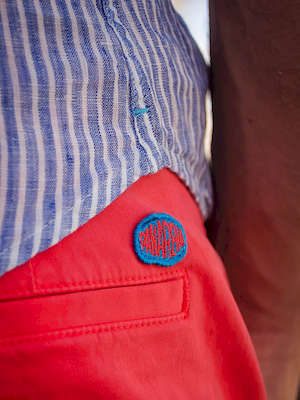 Panareha® CORSICA linen shirt   CH1908S13