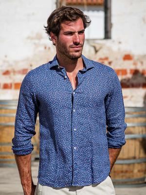 Panareha® camisa de linho EXUMA | CH1916F18