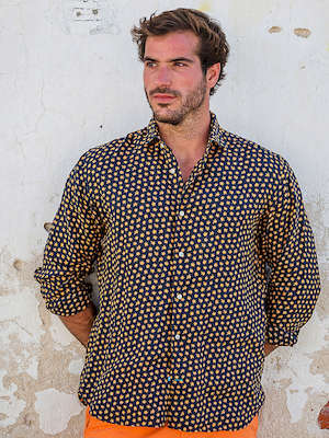 Panareha® | camisa de lino PALAWAN