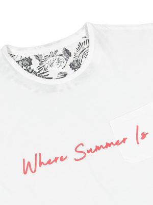 Panareha® | T-shirt WHEREABOUT