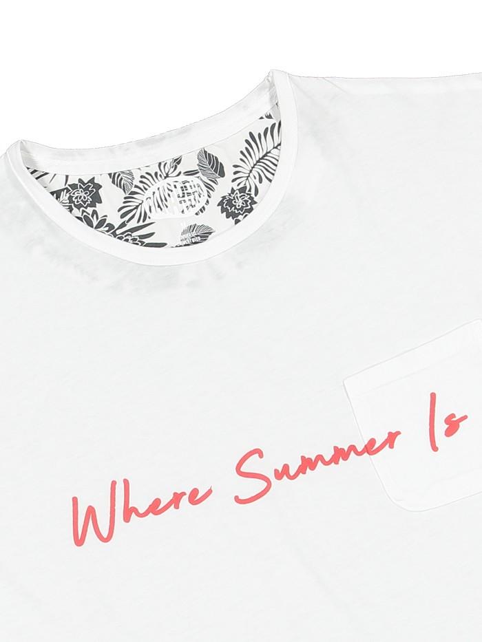 Panareha® | Camiseta WHEREABOUT