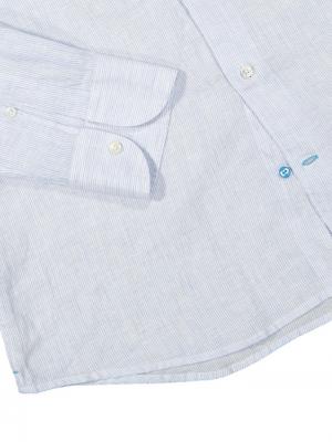 Panareha® | Camisa de linho às riscas PHUKET