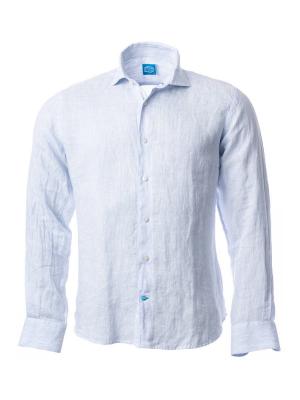 Panareha® | Camicia di lino a righe PHUKET