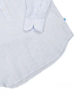 Panareha® | SAMUI linen polera shirt