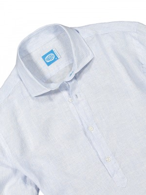 Panareha®   Camicia polera di lino SAMUI