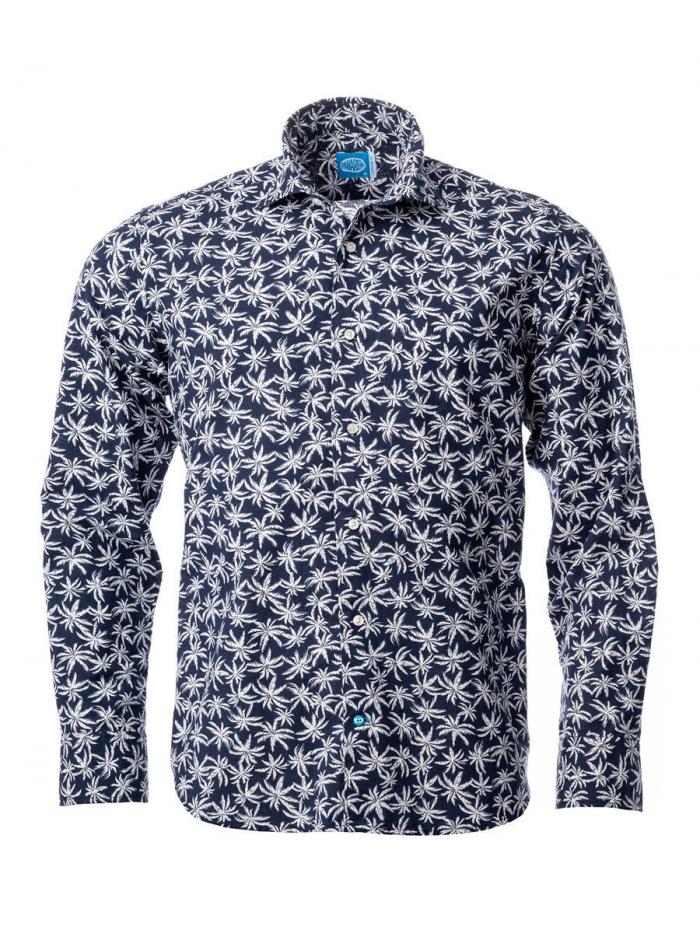 Panareha®   BAZARUTO floral shirt