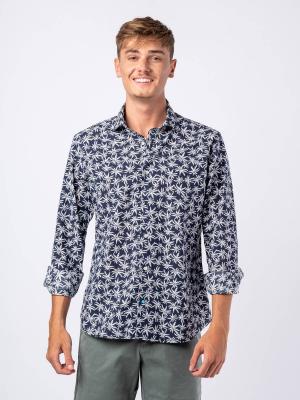 Panareha® | Camisa floral BAZARUTO