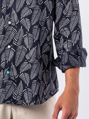Panareha®   Camisa de lino WATAMU