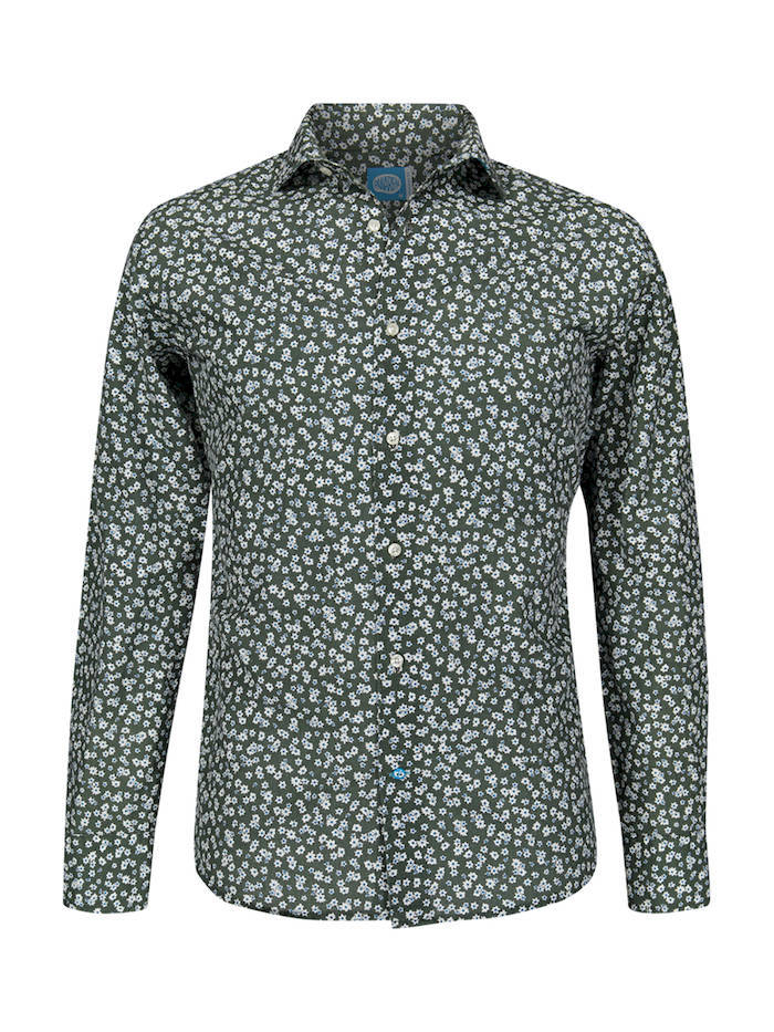 Panareha® | Camicia floreale PAROS