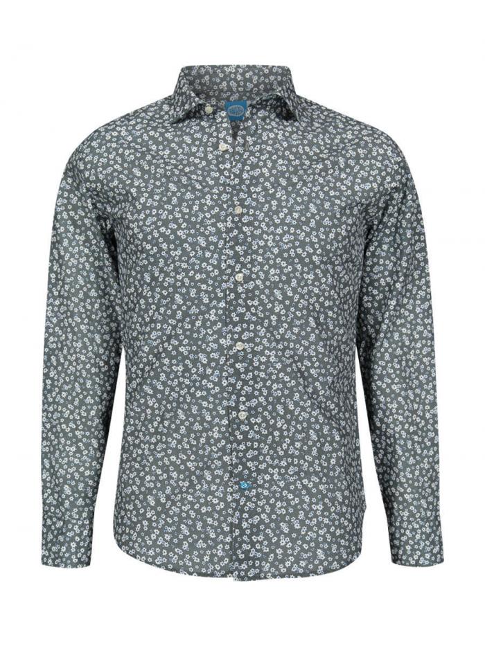 Panareha® | Camisa floral PAROS