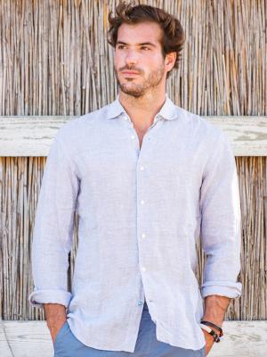 Panareha® | camicia di lino KRABI