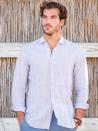 Panareha®   camicia di lino KRABI
