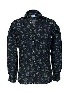 Panareha® | Camisa de linho LAMU