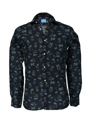 Panareha® | LAMU linen shirt