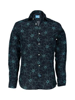 Panareha® | Camisa de linho MALINDI