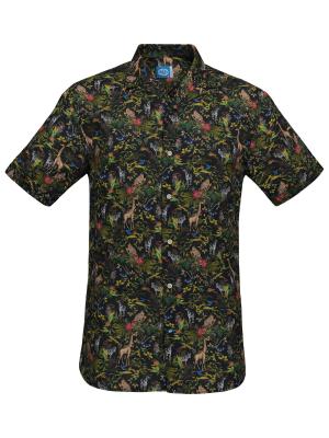 Panareha® | TRINIDAD aloha shirt