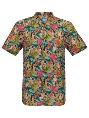 Panareha® | camisa aloha TOBAGO