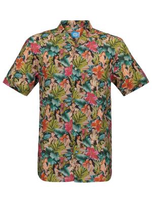 Panareha® | chemise aloha TOBAGO
