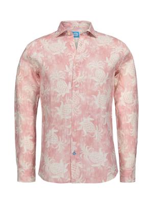 Panareha®   Camisa de linho ARUBA