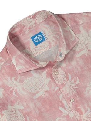 Panareha®   camicia di lino ARUBA