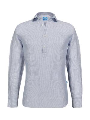 Panareha® | SAMUI linen popover shirt
