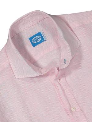 Panareha® | chemise popover en lin SAMUI