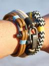 Panareha® bracelet en cuir TEAHUPO'O | JH1803L1A