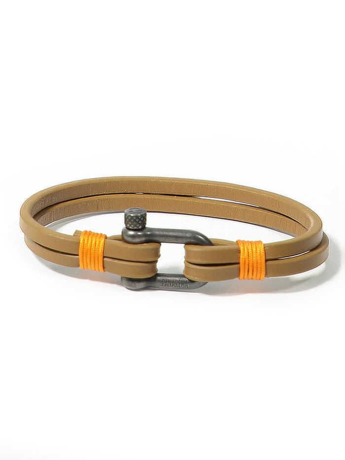 Panareha® TEAHUPO'O leather bracelet | JH1803L1B