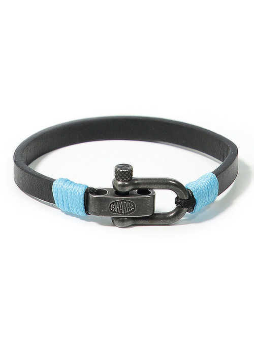 Panareha® CLOUDBREAK leather bracelet | JH1804L2A