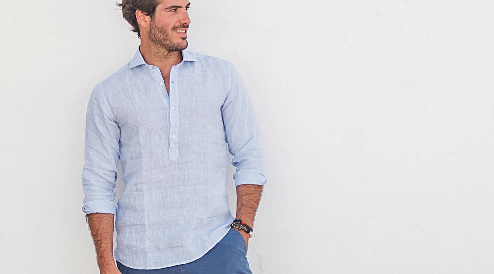 Panareha® Popover Shirts